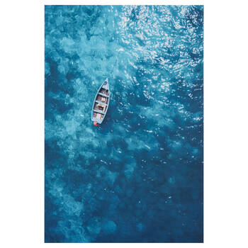 In the Sea Printed Canvas