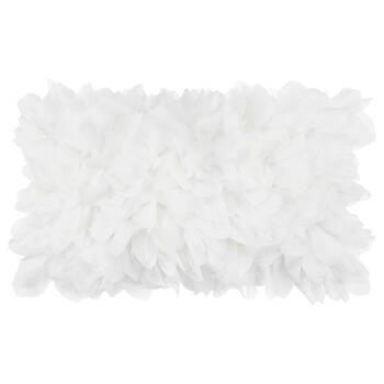 "Spikes Petal Decorative Pillow 11"" X 20"""