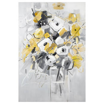 Oli Painted Floral Canvas