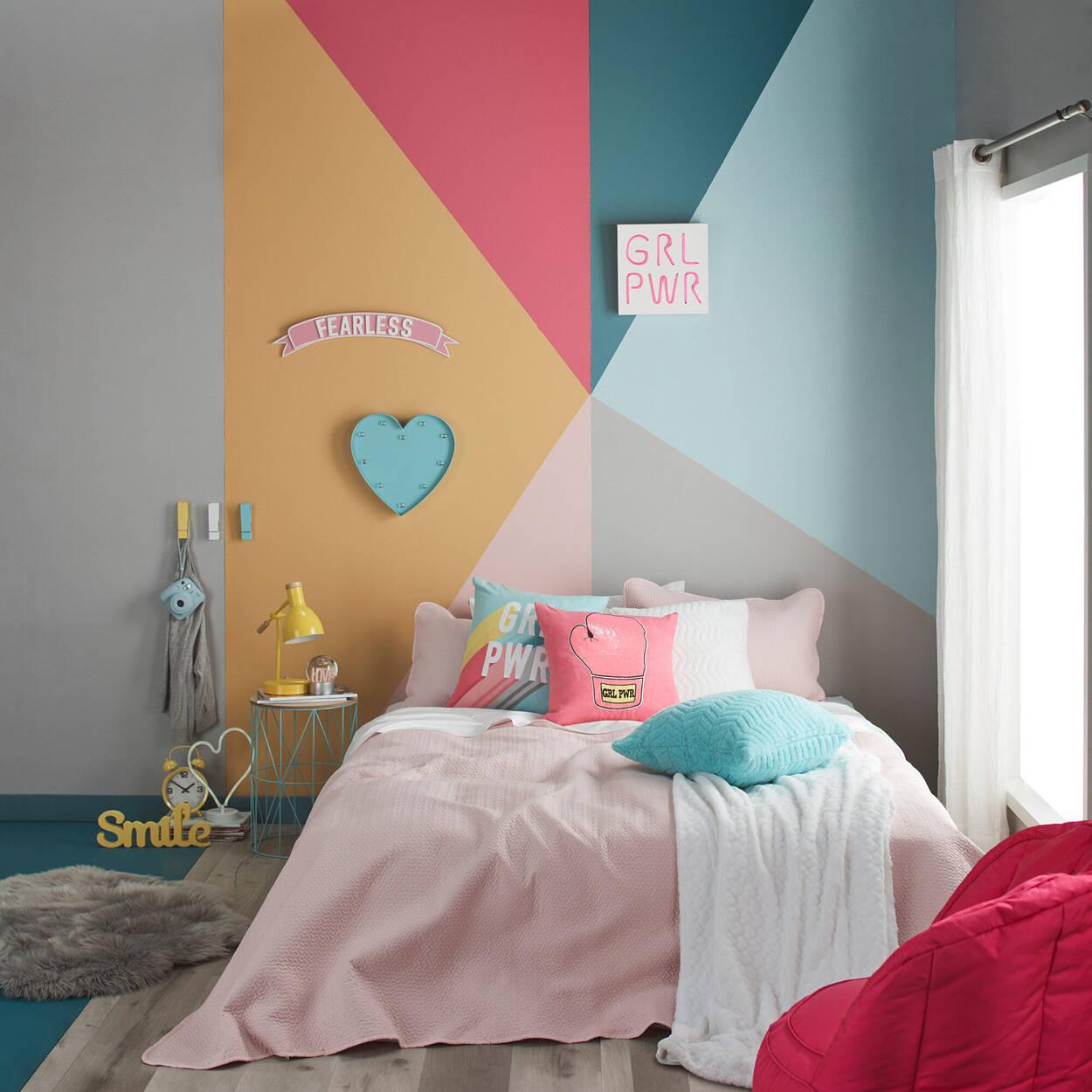 Art mural décoratif Fearless