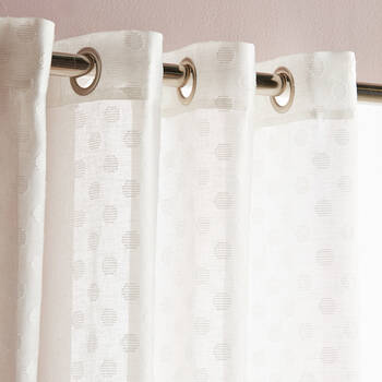 Dot Sheer Curtain