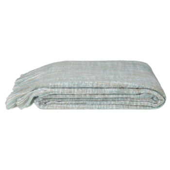 "Angora Mohair-Like Throw 60"" X 90"""
