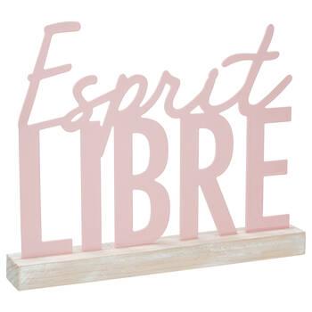 Plaque décorative Esprit Libre