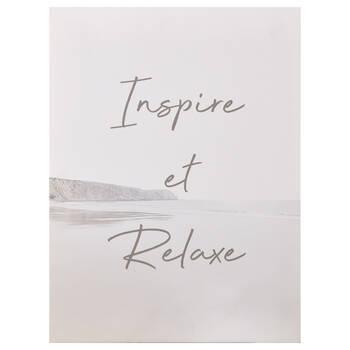Tableau imprimé Inspire
