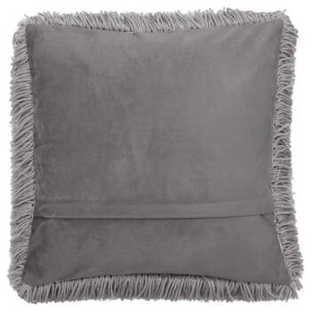 "Salom Shag Decorative Pillow 18"" X 18"""