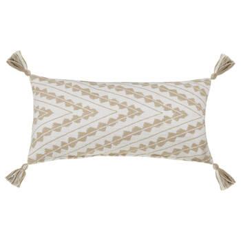 """Moreen Lumbar Decorative Pillow 12"""" x 24"""