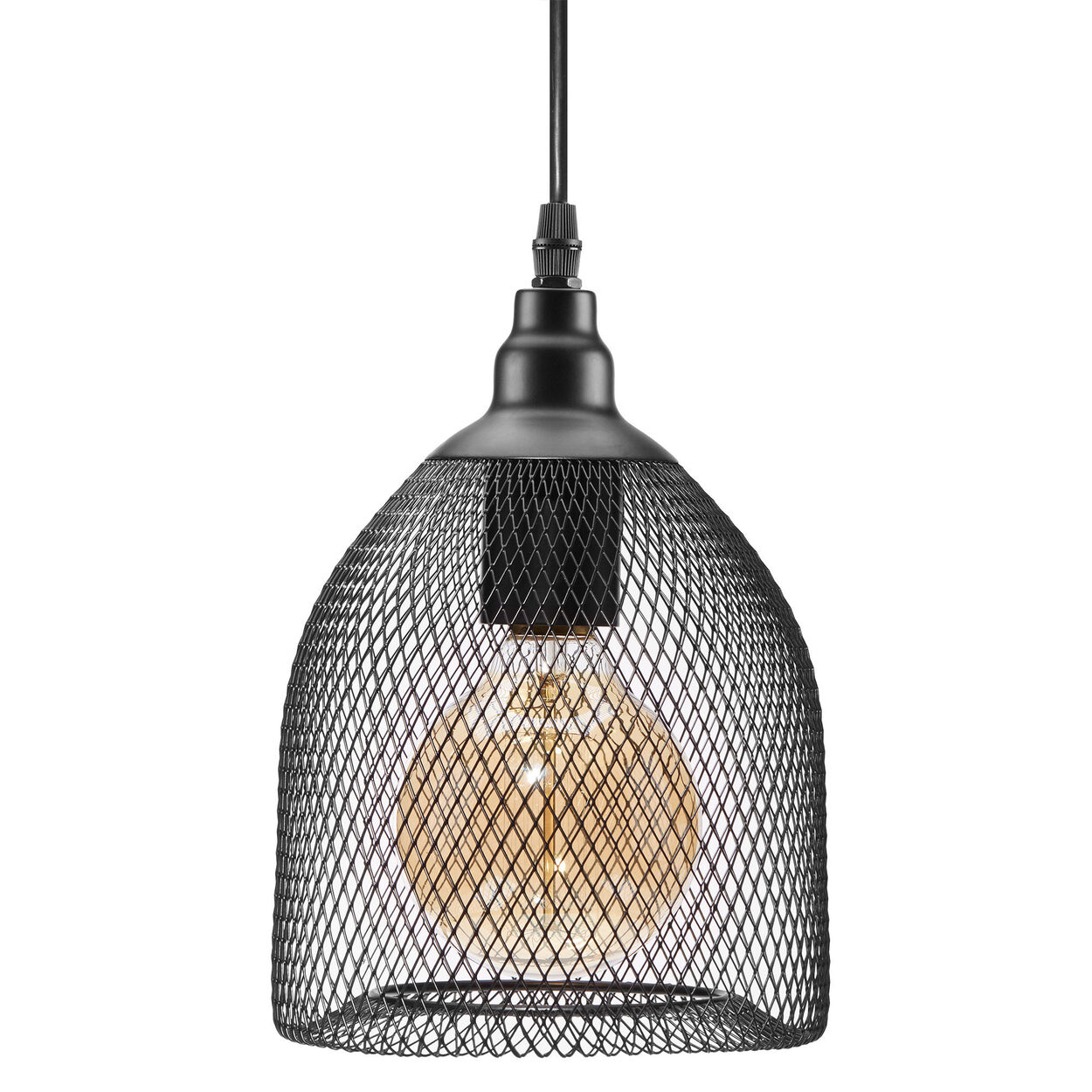 Metal Mesh Ceiling Lamp