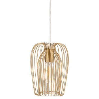Double Layer Metal Ceiling Lamp