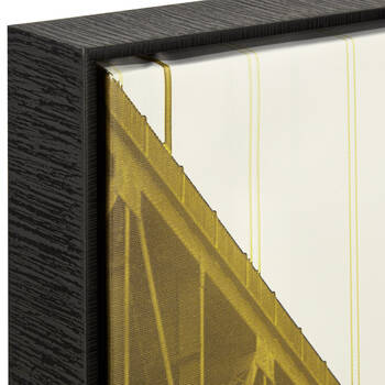 Yellow Bridge Framed Art