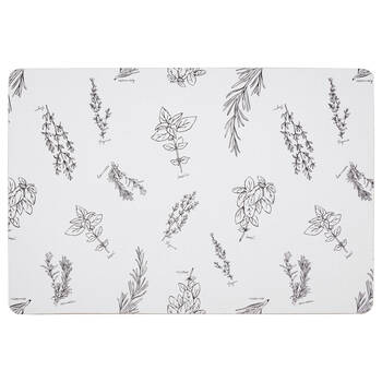 Herbs PVC Placemat