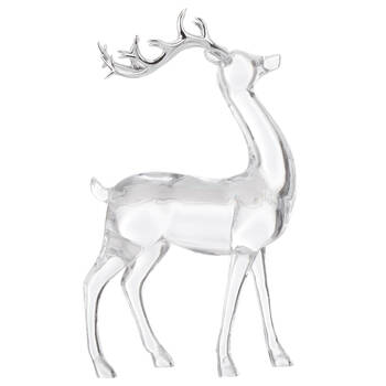 Decorative Acrylic Reindeer
