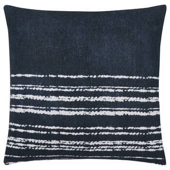 "Shibi Striped Decorative Pillow 19"" X 19"""