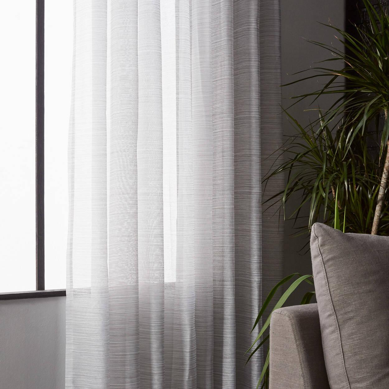 Zinnia Sheer Curtain
