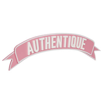 Authentique Decorative Wall Art