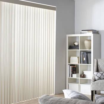 Store vertical pour porte-fenêtre en PVC