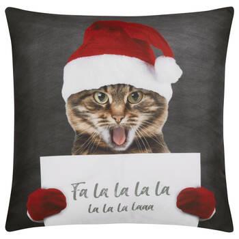 """Fa La La Decorative Pillow Cover 18"""" X 18"""""""