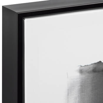 L'esprit Typograĥy Printed Canvas
