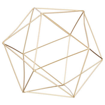 Large Geometric Decorative Ball