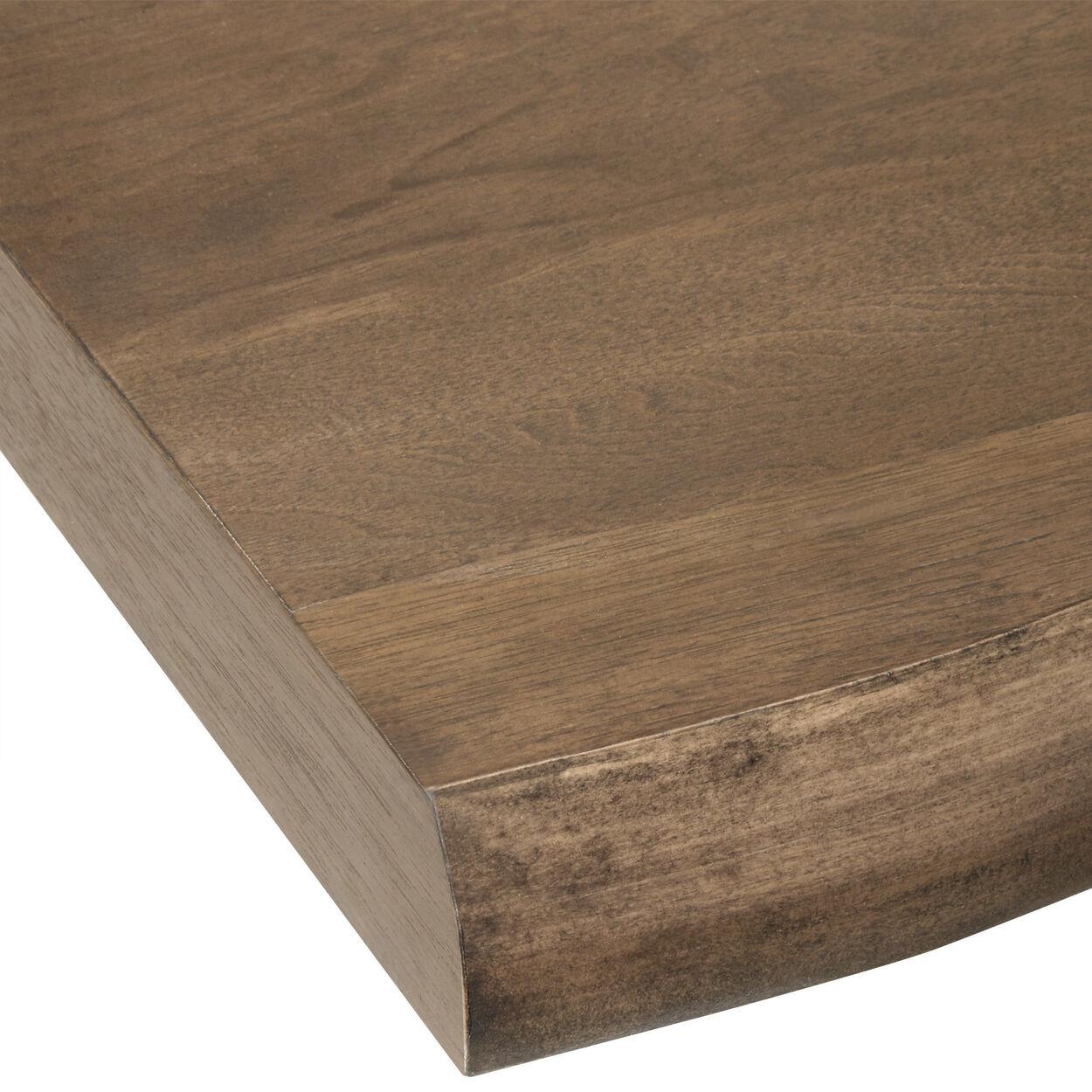is poplar good for furniture. Live Edge Poplar Wood And MDF Coffee Table Is Good For Furniture