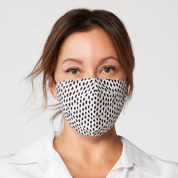 Adjustable + Reusable Face Mask