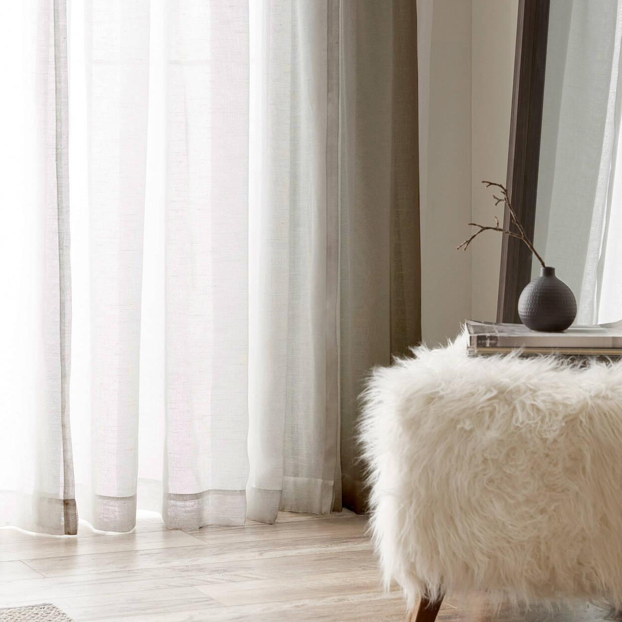 Carla Sheer Curtain