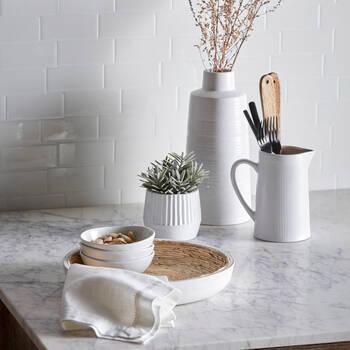 Vase de table en céramique