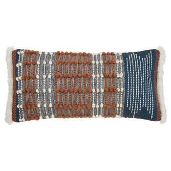 """Rorie Decorative Lumbar Pillow 12"""" x 24"""""""