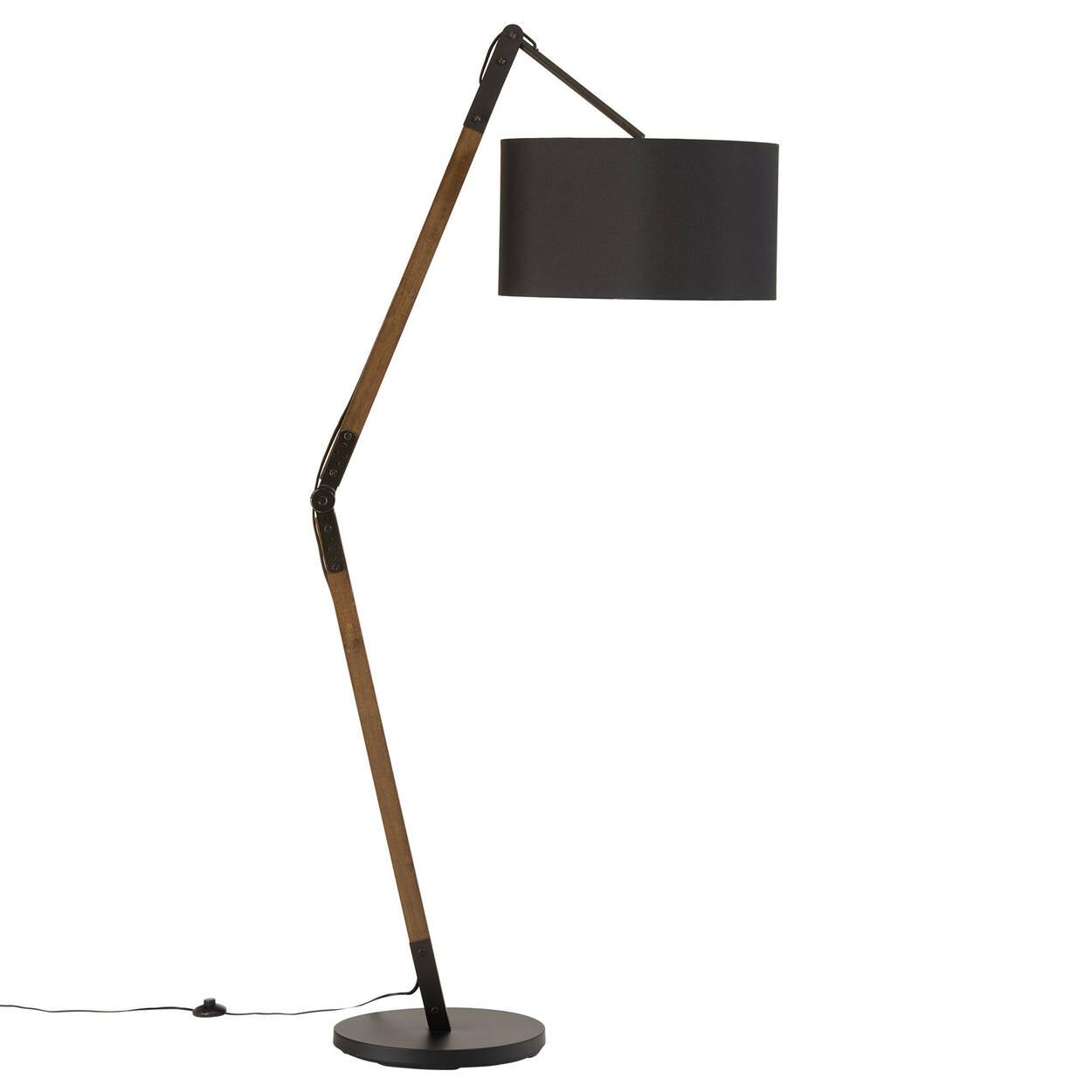 Lampe sur pied ajustable