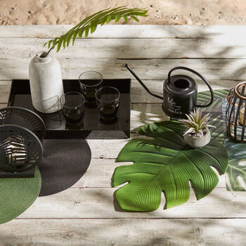 Monstera Leaf Placemat