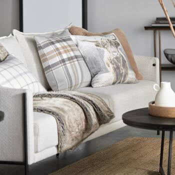 "Jamie Decorative Pillow 19"" x 19"""