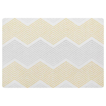 Set of 4 Patterned Placemats