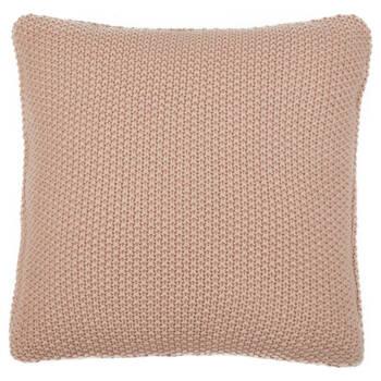 "Dalya Knit Decorative Pillow 18"" X 18"""
