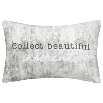 "Beautiful Moments Lumbar Decorative Pillow 13"" X 20"""