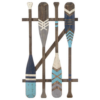 Paddles Wall Art