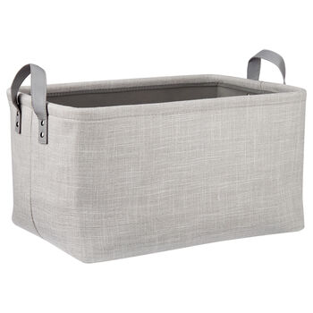 Large Chita Storage Basket with Handles