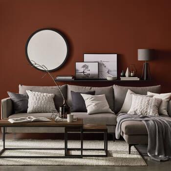 Fabric Sectional Sofa