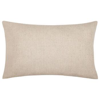 """Tree Ring Wood Print Decorative Lumbar Pillow 13"""" X 20"""""""