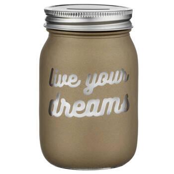 Live Your Dreams Money Bank