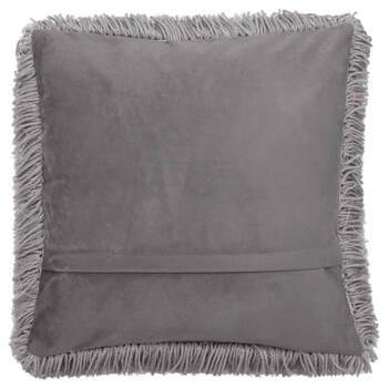 "Salom Shag Decorative Pillow 18"" X 18"""