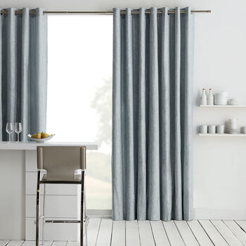 Adriana Gloss Effect Curtain