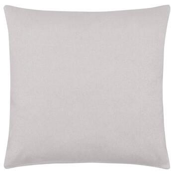 """Decorative Pillow Cover Language du Chat 18""""x 18"""""""