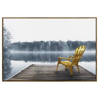 Morning View Framed Art