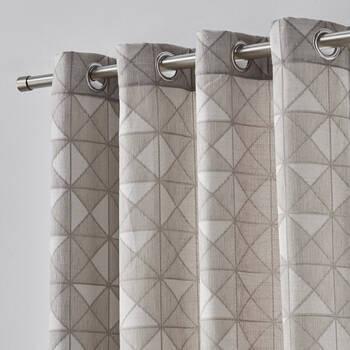 Astor Grommet Curtain