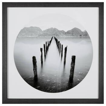 Calmness Framed Art