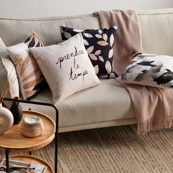 "Gracie Decorative Pillow 18"" X 18"""