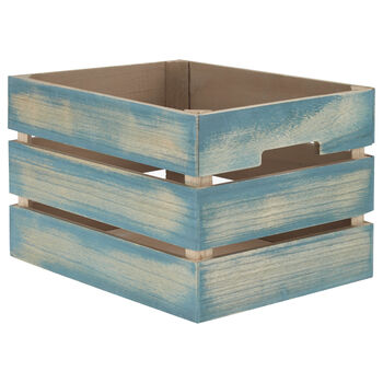 Large Wooden Crate