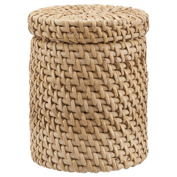 Rattan Decorative Box