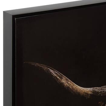 Scottish Cattle Printed Framed Art