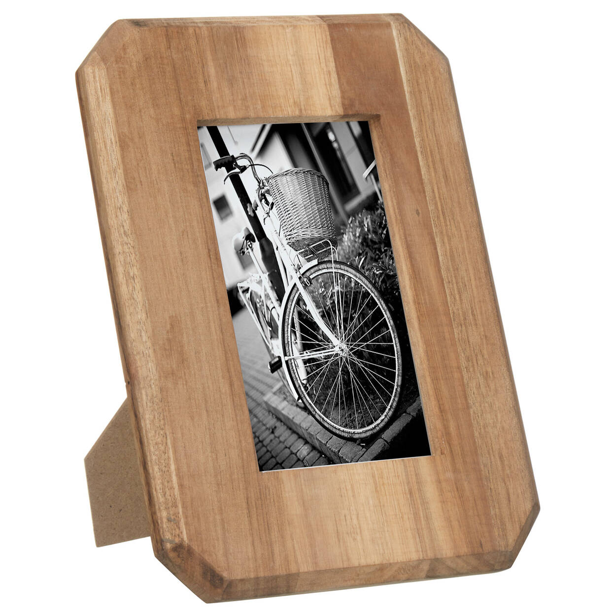 Rectangular Wooden Picture Frame