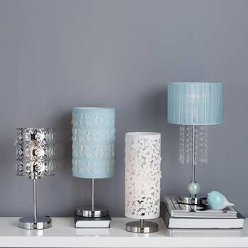 Ribbon & Droplets Table Lamp